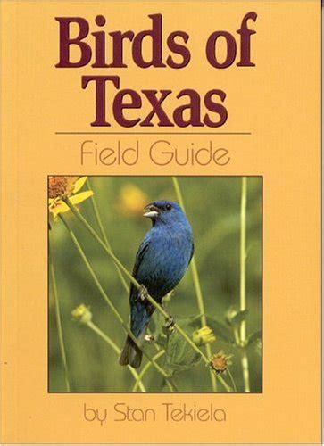 birds of texas field guide bird watching books s blog