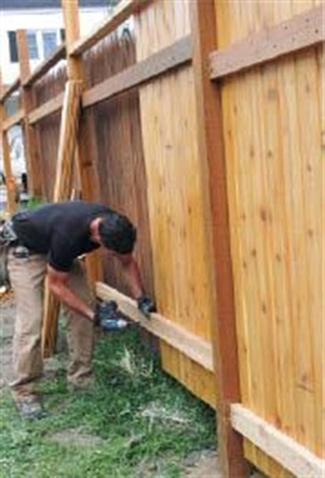 fences professional deck builder fencing