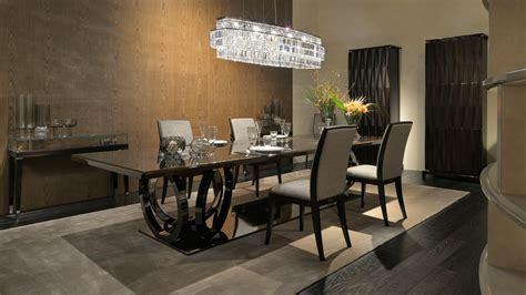 tavolo fendi dining rectangular table wood galileo fendi