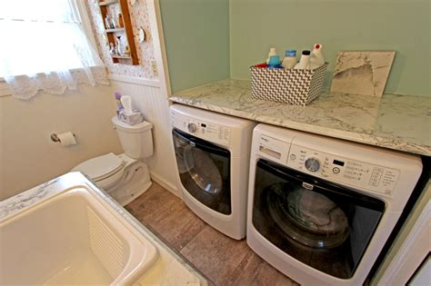 basement bathroom laundry room combo bathroom laundry room combo medina oh 1 farmhouse laundry room cleveland