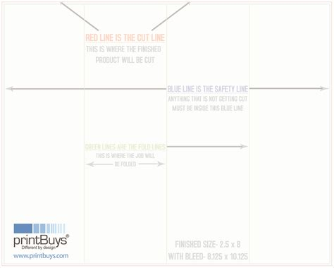 gate fold brochure template 7 best images of fold brochure template