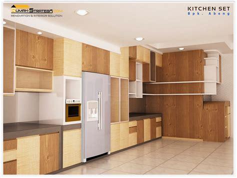 Kitchen Set Multiplek tfq architects gambar kitchen set bpk abeng citraland