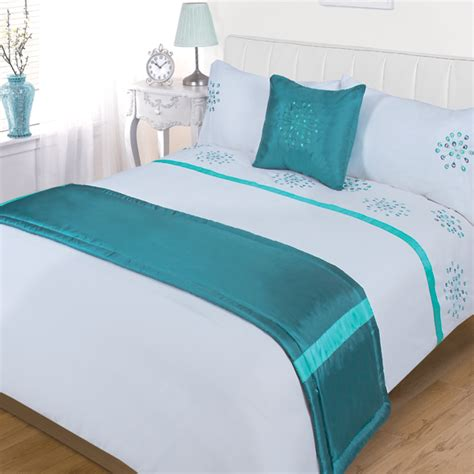 Teal Bed Set by Java Teal Bed In A Bag Harry Corry Limited