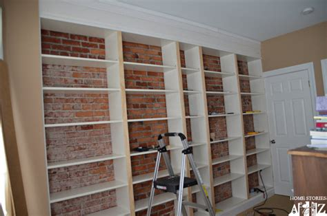 built in bookshelves ikea ikea billy built in bookshelves bookcase styling home stories a to z