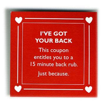 printable back rub gift certificates 1000 images about diy massage gift coupons on pinterest