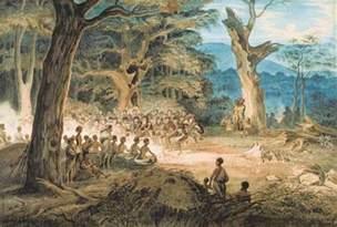who lived in kentucky before european settlers australian aborigines indigenous australians crystalinks