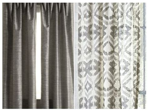 drapes and sheers together putting it together layered curtains