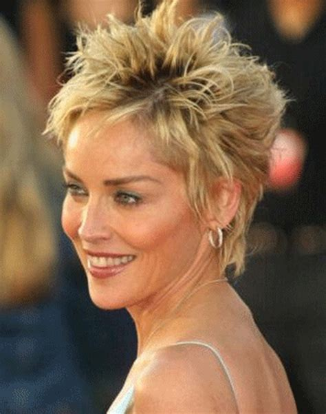 pictures ofolder women with thin hair short hairstyles for women with thin hair