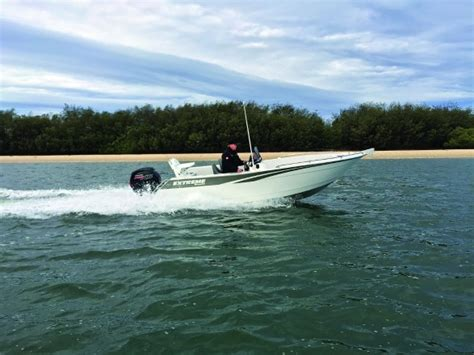 fishing boat hire jacobs well extreme 545 side console a fishing weapon bush n beach