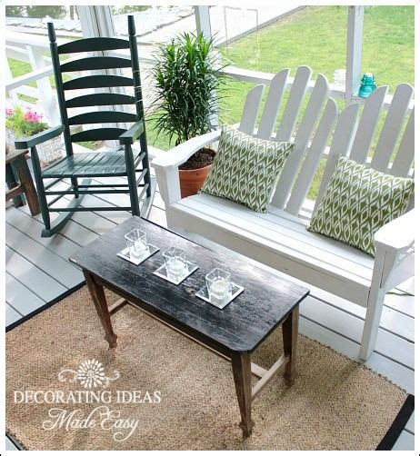 Patio Decorating Ideas On A Budget by Porch Decorating Ideas On A Budget