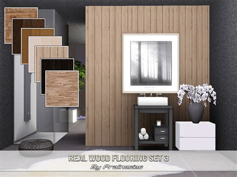 the sims 4 flooring set pralinesims real wood flooring set 3