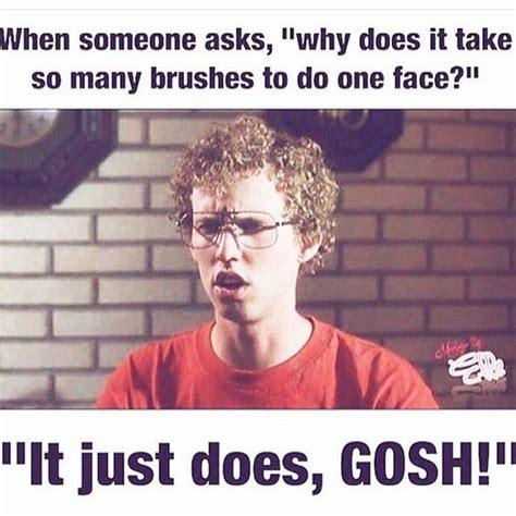 Gosh Meme - makeup addicts anonymous lmaoooo it just does gosh