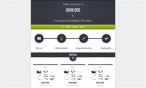 70 Cool Website Templates For Artists Photographers Designers Blogging Tips Cool Portfolio Templates