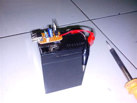 cara membuat power bank wireless cara membuat powerbank sendiri ala ronan elektron
