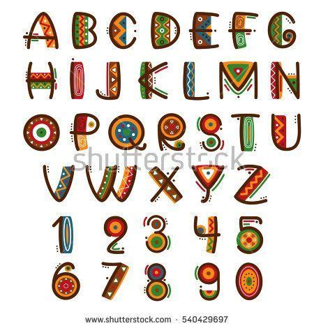 design font ethnic 1235 best images about words letters on pinterest