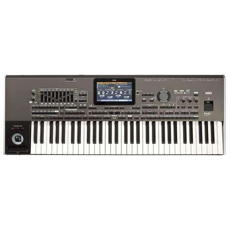 Alat Musik Keyboard Korg Korg Pa4x Musikant 61 171 Keyboard