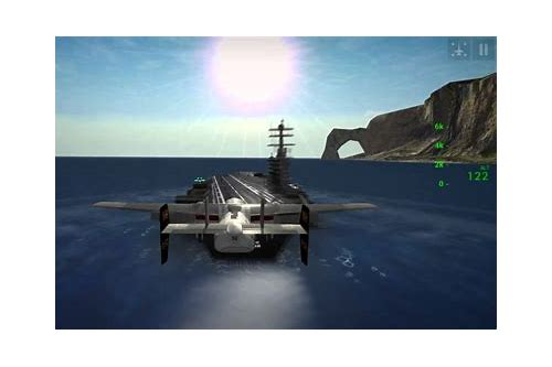 descargar f18 carrier landing 2 pro