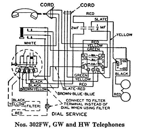 western electric 102 wiring diagram western electric telephone wiring diagram get free image