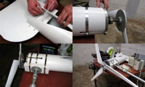 energy saving simple wind turbine diy