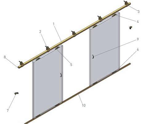 Sliding Glass Doors Track Tracks For Sliding Doors