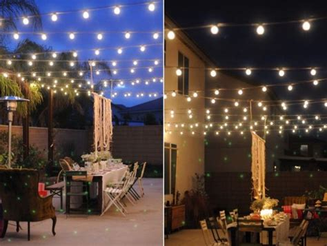 lighting ideas for backyard party beautiful stylish outdoor party lighting for hall kitchen bedroom ceiling floor