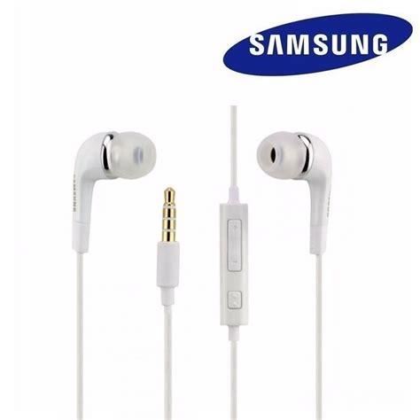 Samsung Earphones Original Samsung Ehs64 Stereo Headset Earphones For Galaxy S5 S4 S3 Ebay