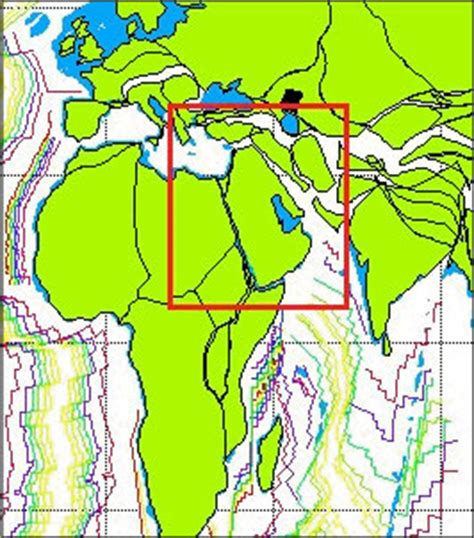 arabian plate – world geology