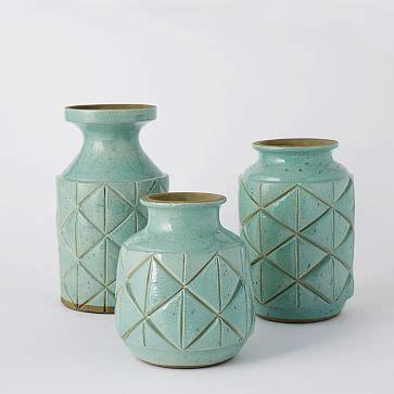 Planter Vase by Avron Ceramic Vases West Elm