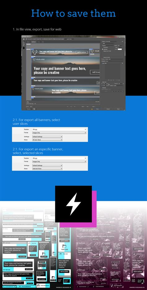 layout maker template pack banner template generator pack design shock