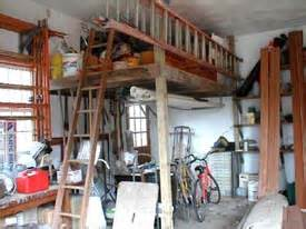 How To Build A Garage Loft by A Storage Loft In A Garage Ask The Builder