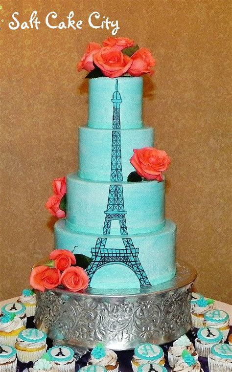 themed birthday cakes quezon city 25 best ideas about paris themed cakes on pinterest