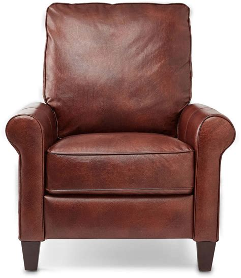 jc penny recliners jcpenney furniture private brand petite leather recliner