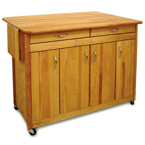 drop leaf kitchen islands catskill craftsmen kitchen island with drop leaf free