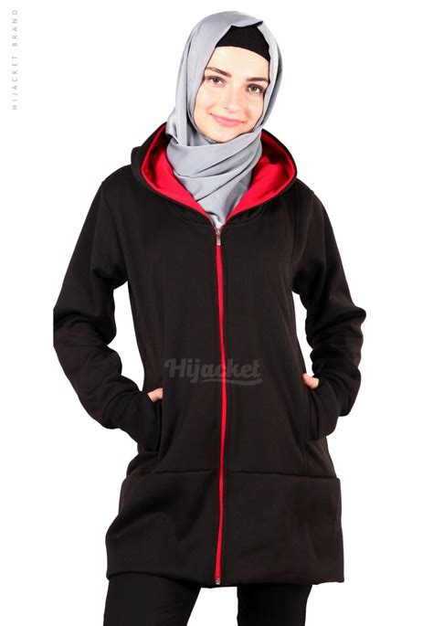 Jaket Hijaber Hijacket Japan Hj Js 1 Abu Tua Maroon Original 3 jaket hijaber japan series hj js hijacket