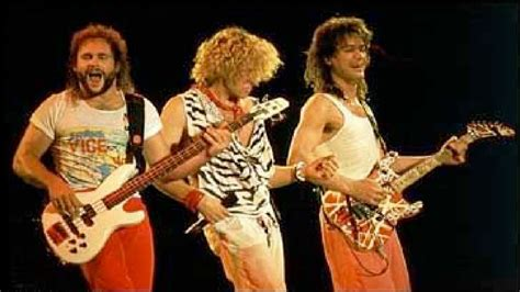 eddie van halen live without a net van halen best of both worlds from quot live without a net