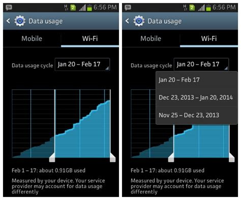 reset android mobile data usage how to track and manage your mobile data and wi fi usage