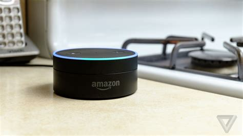 amazon echo review amazon echo dot review here comes the alexa army the verge
