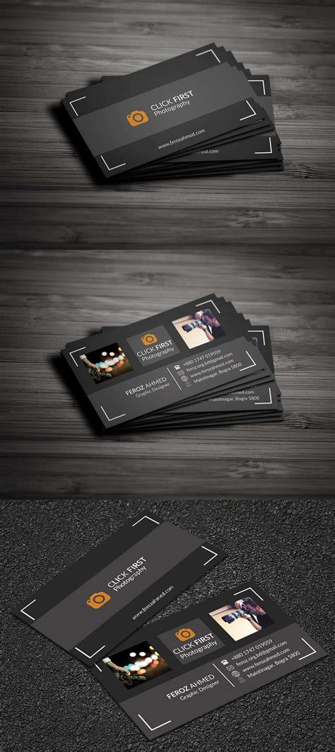 free photography business card template free photography business card template creativetacos