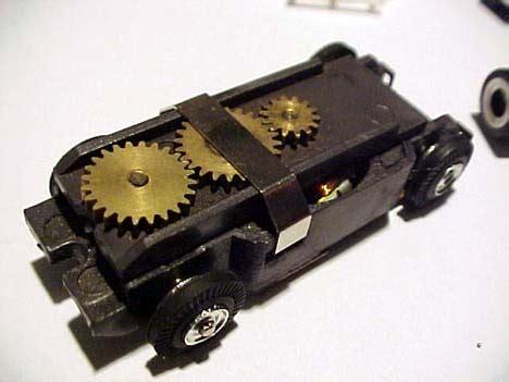model motoring ho slot car racing parts accessories