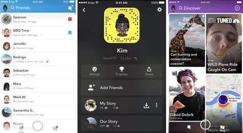 Update On The Story by Snapchat Unveils Redesigned App Aimed At Separating Your