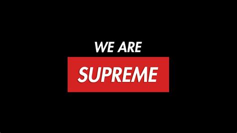 supreme brand we are supreme a documentary about brand culture
