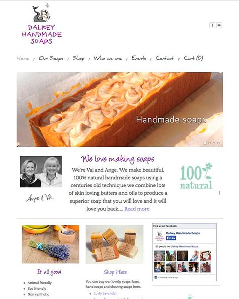 Handmade Websites - tony purcell freelance direction design