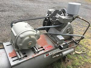 worthington 10 hp air compressor 230 460 3ph condition ebay