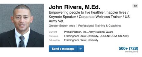 Profile Headline Exles In Linkedin How To Show Your Mba by What Is The Best Resume Headline For Any Profile Quora