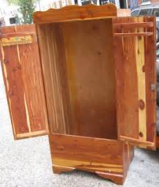 uhuru furniture collectibles cedar armoire sold