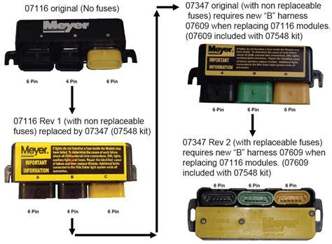 western plow controller 6 pin wiring diagram get free