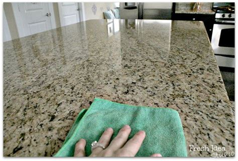The Best Way To Clean Granite Countertops by 23 Best Images About Kitchen On Giallo