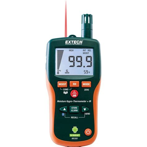 Digital Soil Moisture Meter general tools digital soil moisture meter with 8 in probe