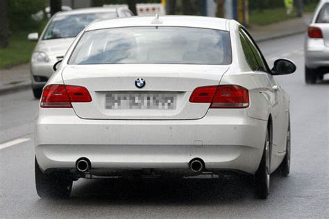 Bmw 3er Chagner Quarz by Spyshots Bmw 3 Series Coupe Facelift