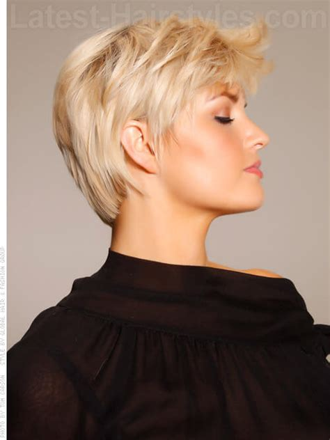 side views of short layered haircuts short neckline haircuts pictures newhairstylesformen2014 com